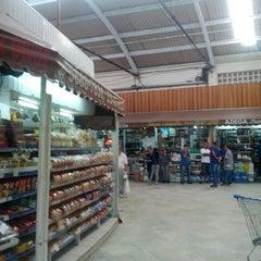 Photo taken at Mercado Municipal de Santo Amaro by Mara Regina P. on 2/9/2013