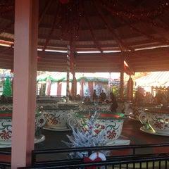 Photo taken at Turkish Delight - Busch Gardens by Robert Z. on 11/25/2012