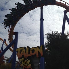 Photo taken at Talon: The Grip of Fear by Robert Z. on 10/20/2012