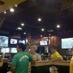 Photo taken at Buffalo Wild Wings by Christopher G. on 9/16/2012