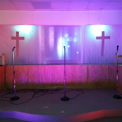 Photo taken at Rehoboth Baptist Church by Melody N. on 9/15/2013