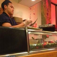 Photo taken at Yuka Japanese Restaurant by Dora E. on 7/16/2013