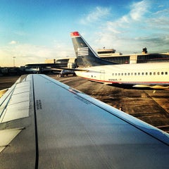 Photo taken at Gate C14 by Nick T. on 11/15/2012