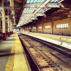 Photo taken at Newark Penn Station by Nick T. on 5/12/2013