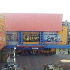 Photo taken at Giriraj Cinema by Huzefa S. on 4/29/2013