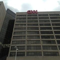 Photo taken at CNN Center by Mark H. on 7/27/2013