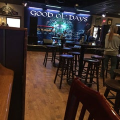 Photo taken at Good ol' Days Bar and Grill by Justin L. on 6/10/2015