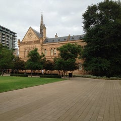 Photo taken at The University of Adelaide by Vincent L. on 3/14/2013