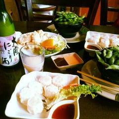 Photo taken at Sushi Tatsu II by Free T. on 9/30/2012