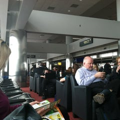 Photo taken at Gate C43 by Cokie R. on 4/20/2013