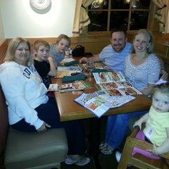 Photo taken at Olive Garden by wayne b. on 4/21/2014