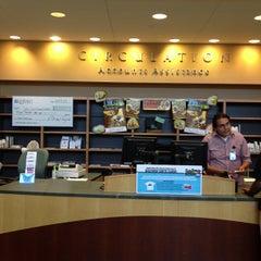 Photo taken at Santa Clara City Library by D'ray S. on 7/6/2013
