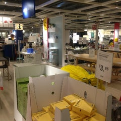 Photo taken at IKEA by Marina G. on 1/18/2013