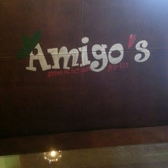 Photo taken at Amigo's Mexican Grill by Chris M. on 5/19/2013