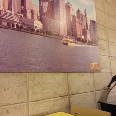 Photo taken at Yellow Cab Pizza Co. by Karen S. on 10/4/2012