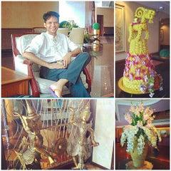 Photo taken at The Regency Hotel Hadyai by Muhi C. on 7/24/2015