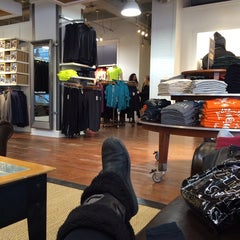 Photo taken at AEO & Aerie Store by Burcu A. on 1/28/2014