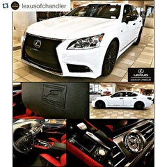 Photo taken at Lexus of Chandler by Penske Automotive A. on 6/19/2015