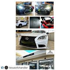 Photo taken at Lexus of Chandler by Penske Automotive A. on 6/1/2015