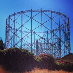 Photo taken at Gazometro by geheimtip ʞ. on 9/13/2014