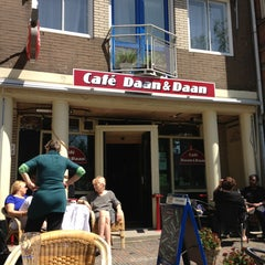 Photo taken at Café Daan & Daan by geheimtip ʞ. on 6/30/2013