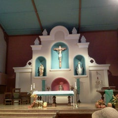 Photo taken at St. Mary's Catholic Church by Lisa G. on 11/20/2011