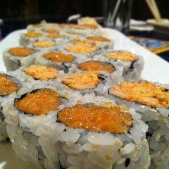 Photo taken at Sakura Japanese Restaurant by Pat W. on 1/14/2012