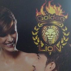 Photo taken at Golden Lion Casino by Jimmyjpg on 3/19/2012