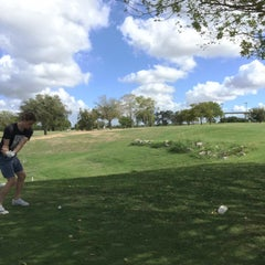 Photo taken at Alamo Golf Club by Mike B. on 9/18/2015