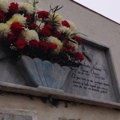 Photo taken at Cementerio de Playa Ancha by Barbara M. on 11/2/2015