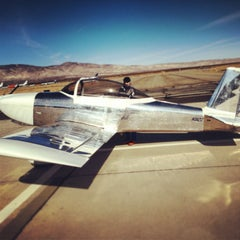 Photo taken at Mojave Air and Space Port by Gary D. on 1/5/2013