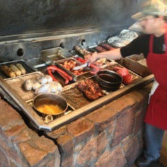 Photo taken at Hard Eight BBQ by Spiro on 3/26/2013
