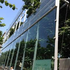 Photo taken at Fondation Cartier pour l'Art Contemporain by Frank L. on 7/11/2013