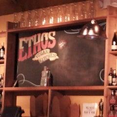 Photo taken at Ethos Vegan Kitchen by Jay W. on 2/11/2013