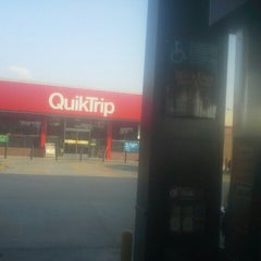 Photo taken at QuikTrip by Christopher W. on 9/11/2013