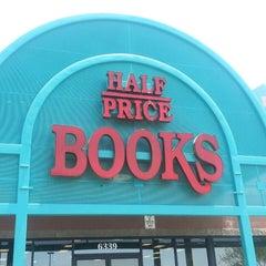 Photo taken at Half Price Books by Jared J. on 7/4/2013