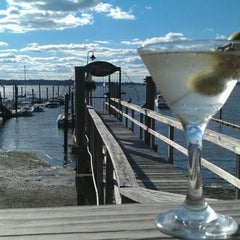 Photo taken at Louie's Oyster Bar & Grille by Amy V. on 9/15/2012