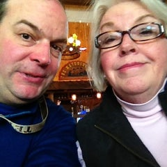 Photo taken at Nick Wilson's Cowboy Cafe by J. Scott M. on 12/11/2012