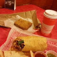Photo taken at Barberitos by Christina S. on 6/29/2015
