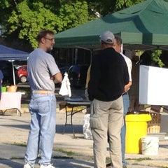 Photo taken at Drake Farmers Market by Jimmy O. on 7/3/2013