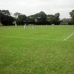 Photo taken at Clube Atlético De São Paulo ( SPAC ) by Rodrigo D. on 11/25/2012