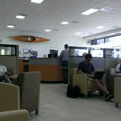 Photo taken at Mossy Toyota by Timothy R. on 3/18/2014