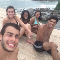 Photo taken at Praia das Conchas by Leandro L. on 2/20/2015