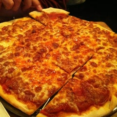 Photo taken at Campus Pizza by Andrew H. on 11/3/2012