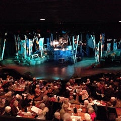 Photo taken at Chanhassen Dinner Theatres by Andrew H. on 10/30/2013