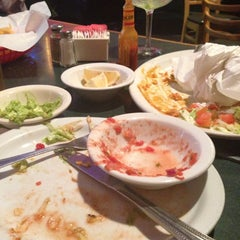 Photo taken at Las Caras Mexican Grill by Laura K. on 11/17/2012