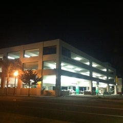 Photo taken at Student Parking Structure by Stephen M. on 10/11/2012