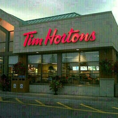 Photo taken at Tim Hortons by Doug T. on 11/10/2012