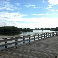 Photo taken at Weedon Island Preserve by James B. on 12/15/2012