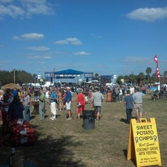 Photo taken at Ribfest by James B. on 11/10/2012
